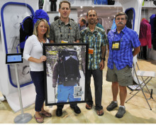 Bergans Glittertind-sekk vant pris i USA