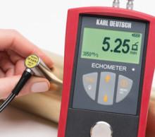 Ny generation tjockleksmätare Echometer 1076 Basic
