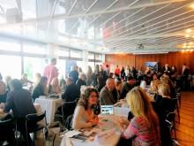 Stort intresse för Spanien på Operaterrassen