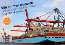 Upptäck Göteborgs hamn