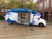 Beratungsmobil der Unabhängigen Patientenberatung kommt am 28. Januar nach Bremerhaven.