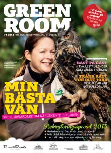 Green Room Nr1 2013