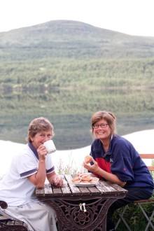 Fler gäster i Jämtland Härjedalen i juli månad i år