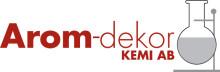 Arom-dekor Kemi AB nu kvalitets & miljöcertifierade - ISO 9001 & 14001.