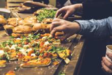 Tydliga trender syntes på årets största mässa för restaurang-, café- och fastfood-branschen