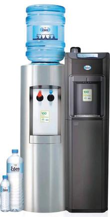 Sveriges ledande vattenkylarföretag Eden Springs är nu certifierad CarbonNeutral® company med CarbonNeutral® products