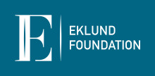 Eklund Foundation open for applicants from 1 May