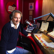 Tomas Ledin får eget program på Mix Megapol