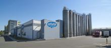Halvautomatisk logistiklösning för Tysklands största nudelfabrik