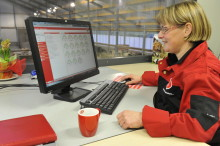 Lely T4C er først ute med online-rapportering til Kontrollen