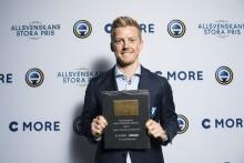 Anders Christiansens storslam under Allsvenskans Stora Pris