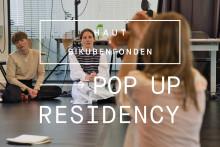 Bikubenfonden indgår samarbejde med HAUT omkring Pop Up Residency