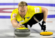 Hasselborg och Edin uttagna till EM 2018