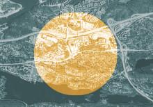 FOJAB arkitekter utvecklar strukturplanen för centrala Nacka