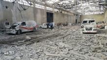 """Östra Ghouta:  """"Gränsen för vår förmåga att hjälpa är snart nådd"""""""