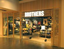 Brothers öppnar ny butik i Uppsala Gränby