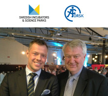 SISP och ÅForsk lanserar samarbete kring entreprenörsstipendier