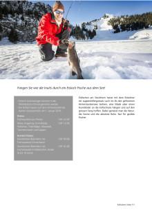Angebot Eisfischen am Stockhorn