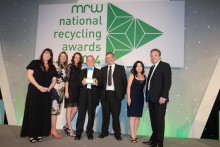 Prestigious recycling award for Right Stuff Right Bin campaign