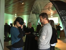 Upplev det gröna näringslivet i virtual reality!