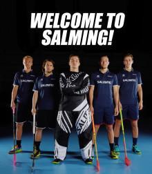 Salming i samarbete med Sveriges hetaste innebandyklubb