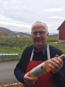 Must på transparente blanche med smak från Skärstadalen vann Matverk Småland