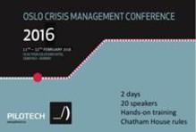 Årets viktigaste konferens för krisberedskap