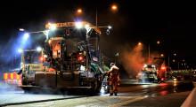 Peab Asfalt underhåller Trafikverkets vägnät i Stockholmregionen