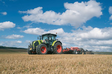 CLAAS presents a new generation of the ARION 500 and 600 series