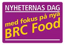 Nyheternas dag med fokus på nya BRC Food - Malmö