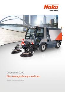 Hako Citymaster 2200