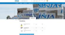 Ny funksjon på hjemmesiden – handleliste