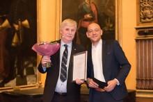 Bertil Allard, Allard International inklusive Camp Scandinavia, mottog utmärkelsen Årets Förebildsentreprenör på Entreprenörsgalan Syd