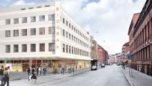 Veidekke utför ny- och ombyggnation åt Profi  i centrala Malmö