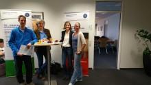 VOD informiert Osteopathieschüler am Littlejohn College in Hannover