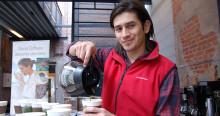 Ønsker velkommen til kaffekurs