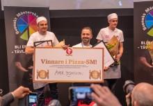 Årets pizzamästare och 100% Cirkulärt-vinnaren korade