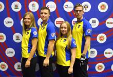 Curling: Svensk premiärseger i mixed-VM