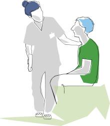 Medarbetare på Södersjukhuset blir patienter för några timmar