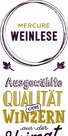 Mercure Weinlese: Frisches Konzept und neue Weine