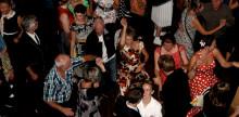 Se videoen med highlights fra 50'er-festen