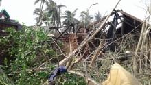 14 miljoner drabbade av cyklonen Fani