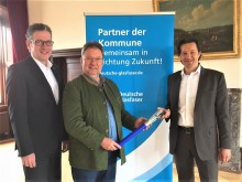 Deutsche Glasfaser baut Gewerbegebiet in Ober-Mörlen aus