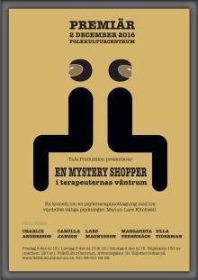 En Mystery Shopper i Terapeuternas Väntrum