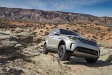 Goodyear leverer originalutstyr til Jaguar Land Rovers nye modeller Jaguar F-Pace, Land Rover Discovery og Range Rover Velar.