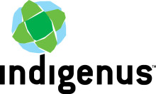 Stolt medlem av Indigenus globala nätverk