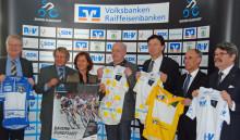 Bayernwerk Natur sucht den besten Kletterer bei der Bayern Rundfahrt; Start am 13. Mai in Regensburg