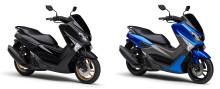 155㎤スクーター「NMAX155 ABS」のカラーリングを変更 マットブラックとゴールドホイールの組み合わせなど 高級感をさらに強調