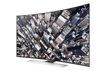 Samsung lanserar årets toppmodell – en välvd tv i Ultra HD