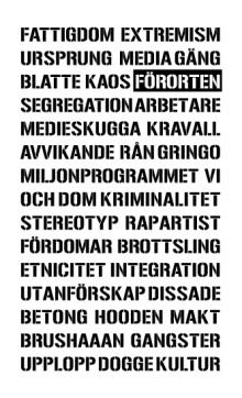 Fryshuset i Almedalen: Journalist, journalist potatisgris…